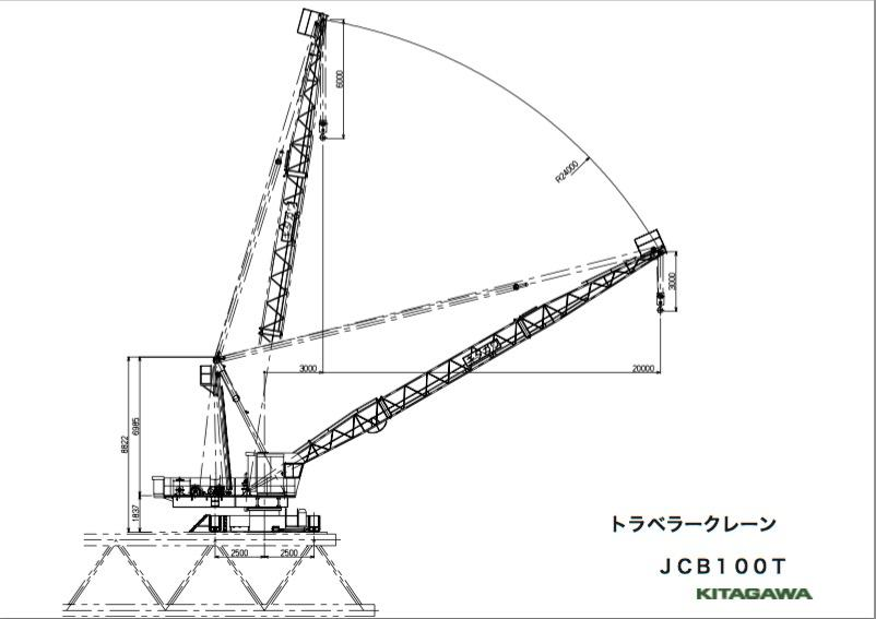 JCB100T