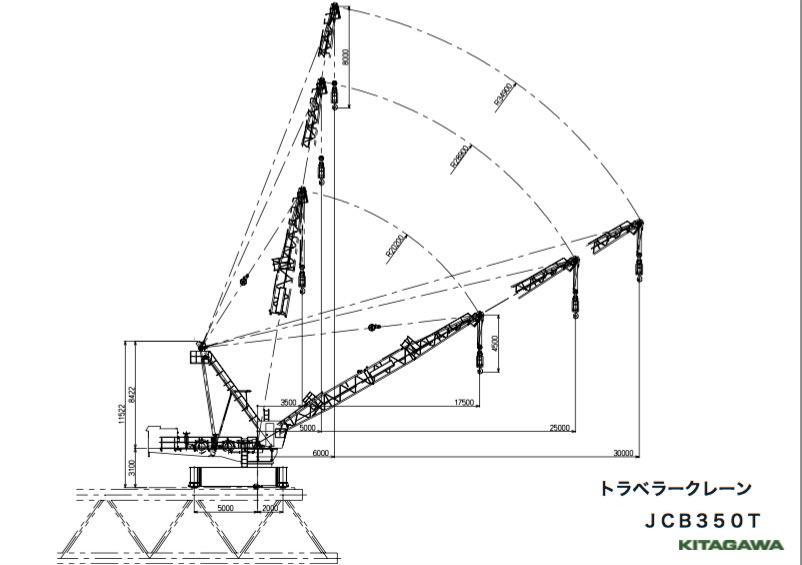 JCB350T