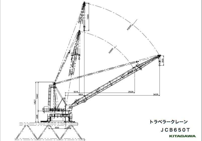 JCB650T