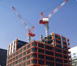 ビル建設の安全を次世代へ。