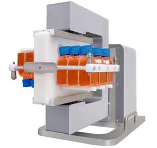 微小重力環境細胞培養装置