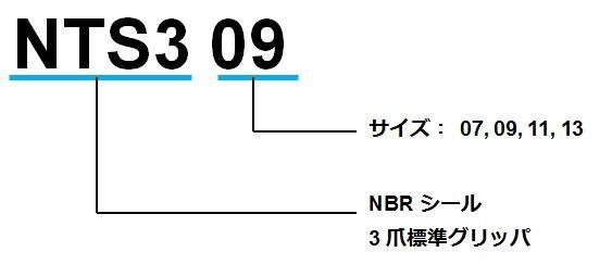 NTS3シリーズ