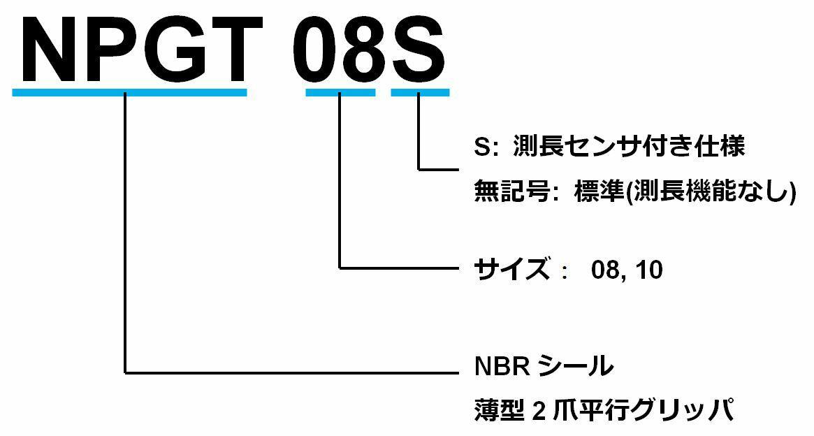 NPGTシリーズ