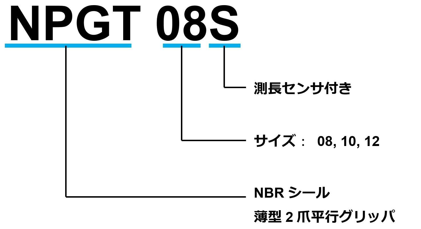 NPGT_Sシリーズ
